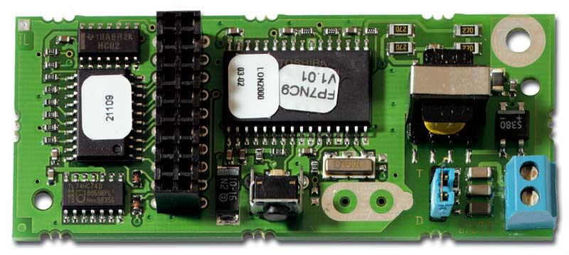 LON2000 – Modulo driver LON700 per centrali FP1200 / FP2000