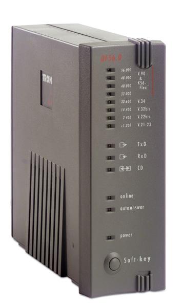 MOD6000 – Modem universale per Up/Download