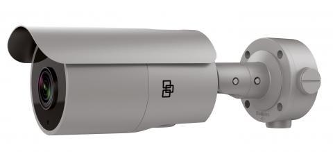 TVB-2406 – Telecamera Bullet analogica HD-TVI, PAL, 1080p, ottica motorizzata 5-50mm