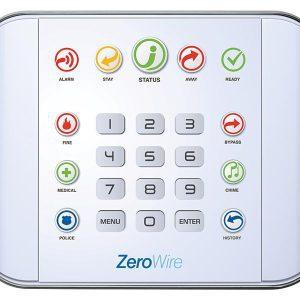 ZeroWire ZW-6404 Domotica e sistema di sicurezza