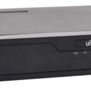 UNVNVR30208EP8 – NVR 8-ch, 2 Interfaccia SATA, 1U, 8 Porte PoE, H.265&4K.