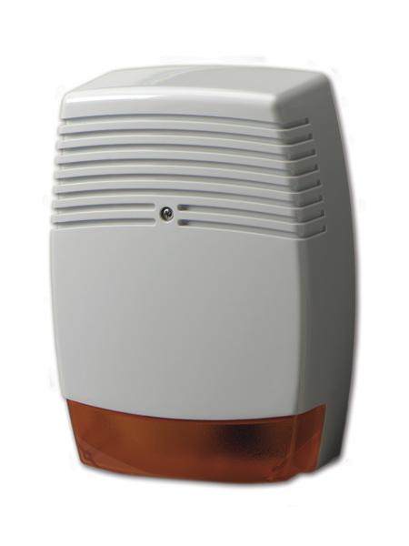 RF-7220-07-1 – 2-way wireless outdoor siren LoNa