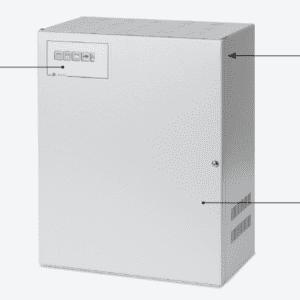 TUL500EN – Alimentatore certificato EN54-4 per impianti antincendio e EN12101-10 per evacuazione e controllo fumo e calore (EFC)