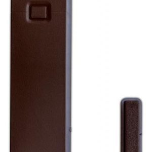 RF-DC101B-K4 – WIRELESS SURFACE MOUNT DWS, MAHOGANY, 433Mhz, 80+