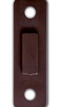 RF-DC101BSM-K4 – 10-pack spacer magnet housing RF-DC101B-K4 (mahogany)
