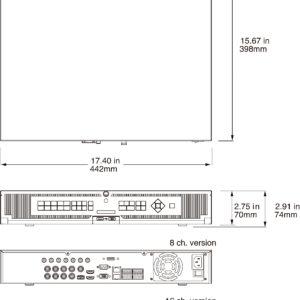 TVR-4516HD-xxT
