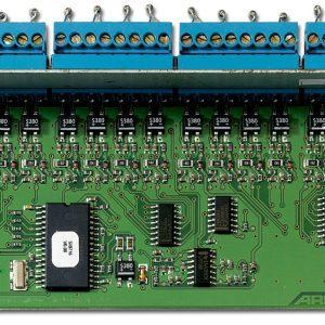 SIB716 – Modulo per 16 ingressi supervisionati.
