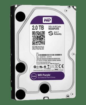 HD2TB – Hard Disk