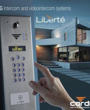 Liberté – Sistema citofonico e videocitofonico 4G
