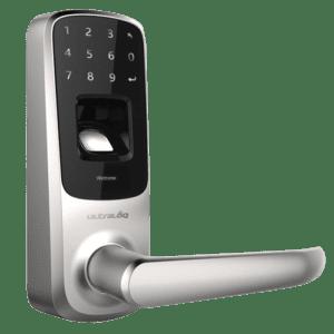 UL3-BT-SN Serratura intelligente autonoma con dati biometrici e tastiera