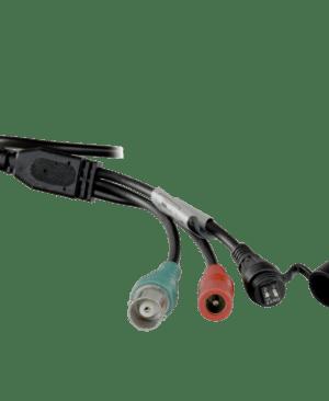 DM957VFZI-F4N1 – Telecamera dome varifocal con infrarossi, per esterni.