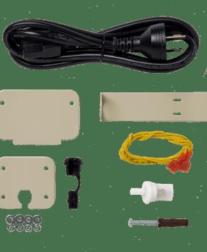 CDC4 – Controllore intelligente 4-8 varchi con alimentatore 12V
