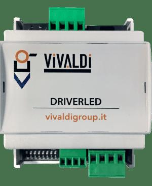 Vivaldi Domotica DRIVERLED