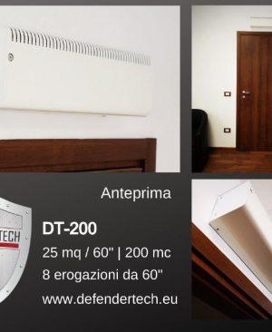 Nebbiogeno DT-200